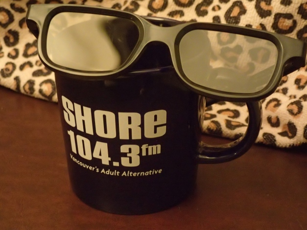 Shore Mug and Glasses